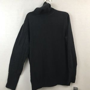 Jm collection turtle neck long sleeve